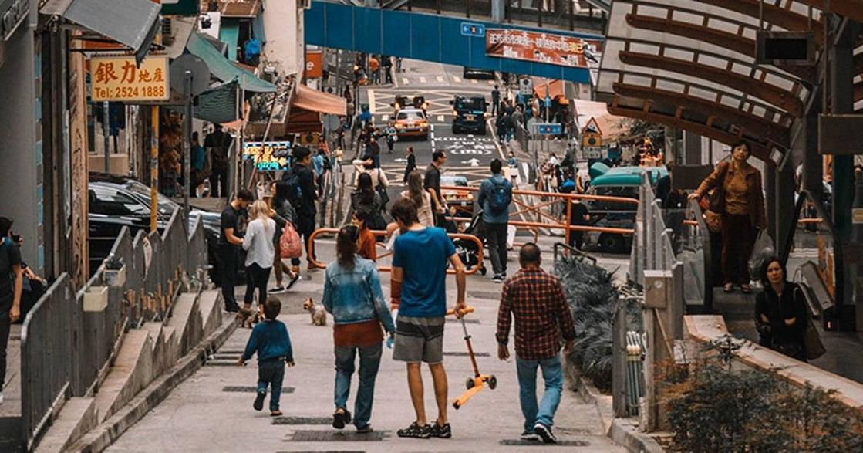 女生香港地圖:圖章街、安藤忠雄、晚間生態行,你不知道的香港