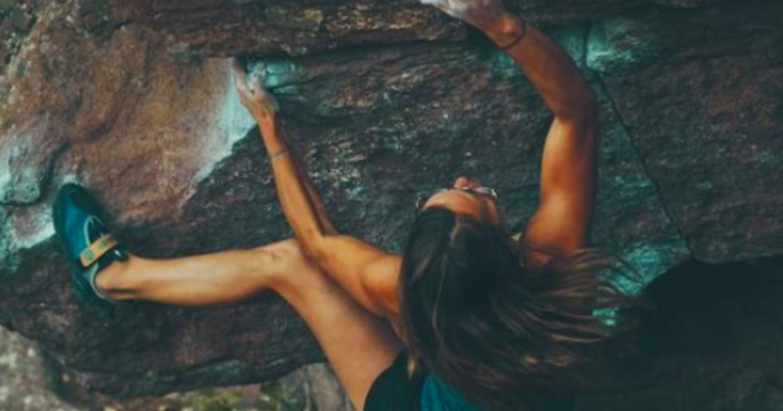 【運動小姐】攀岩教我的事,彈性地為自己找路