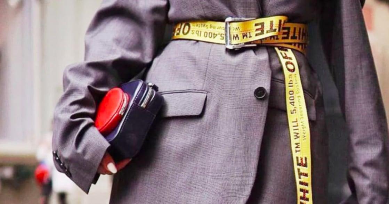 七種腰帶綁法,讓你的穿搭有亮點