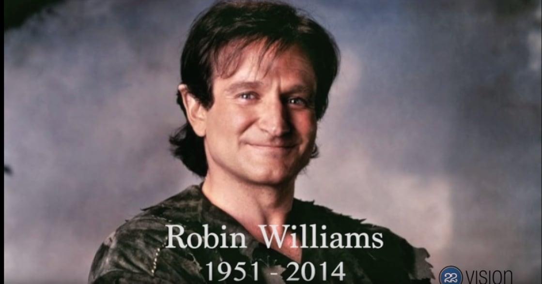 羅賓威廉斯自殺的背後故事:意志力也無法戰勝疾病