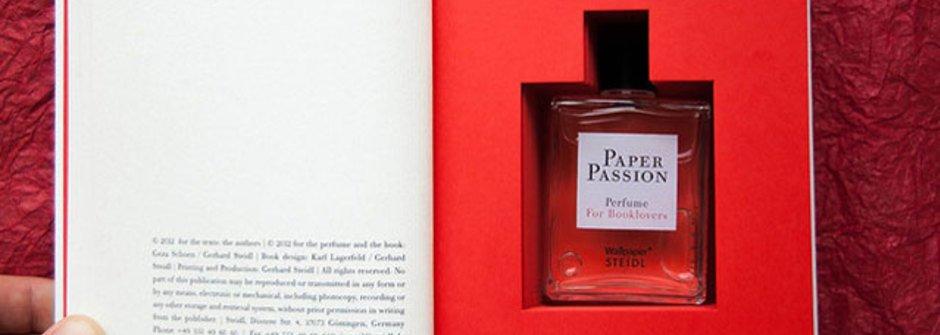 讓書香成為你最愛的那件衣服,Paper Passion 香水