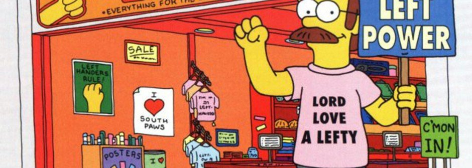 國際左撇子日