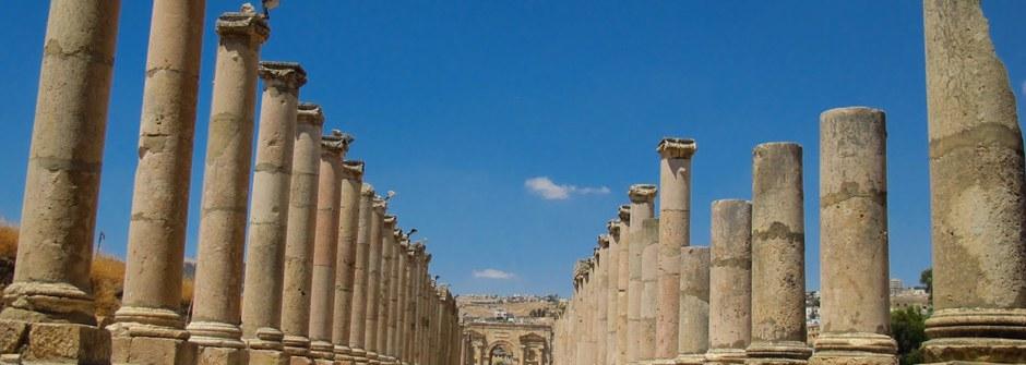 探索神秘的中東古國 約旦