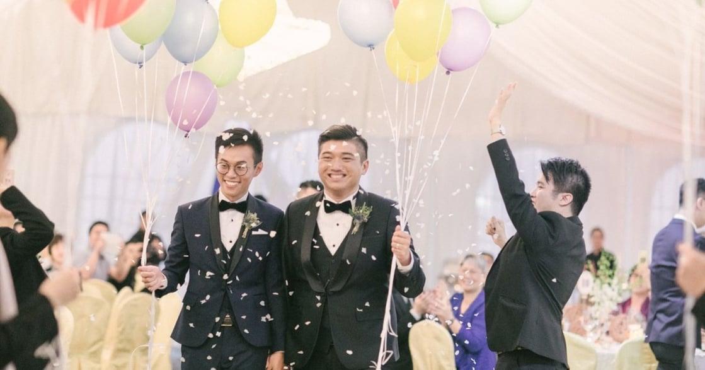 結婚前遭教會驅逐,同志伴侶:期待政府實踐平權