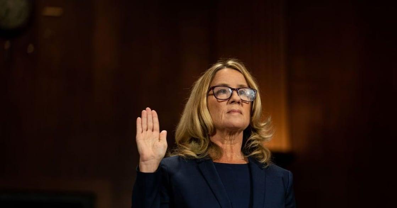 性侵嫌疑者成美國最高法院提名人,控訴者 Christine Ford:我永遠忘不了,他壓在我身上笑