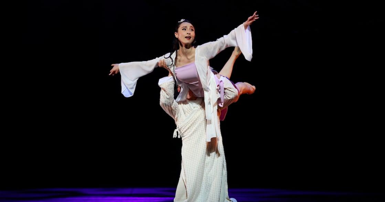 再一次錐心刻骨:舞劇《倩女.幽魂》,愛是從身體開始疼痛