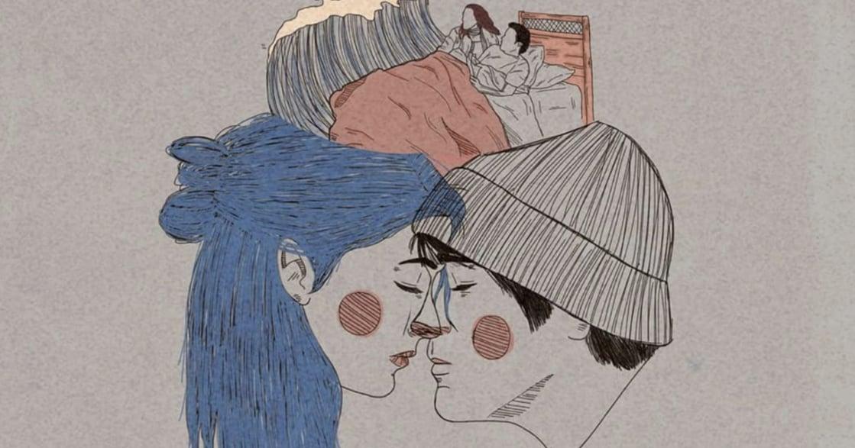 獨立女子插畫集:你只看到我笑,不知道我已經支離破碎