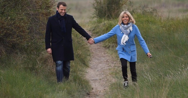 布莉姬的自信:我是我先生的太太,不是法國總統的太太!