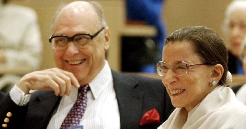 美國女大法官的愛情故事:只有他在乎我有腦子