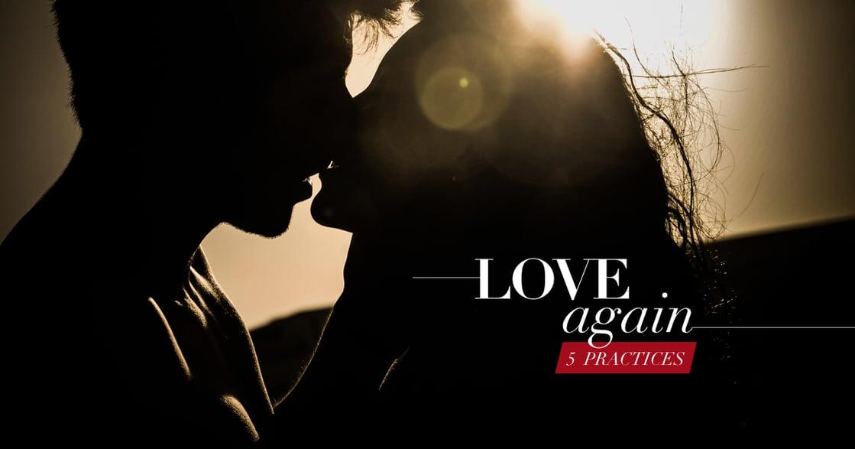 讓我,再好好地愛你一次!5 個練習找回熱戀怦然