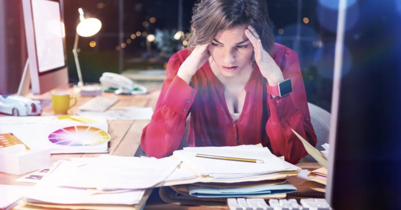 與其感嘆工作過度,不如重新檢視你的時間管理習慣