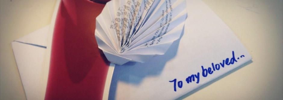 Love of Letter 信封教學