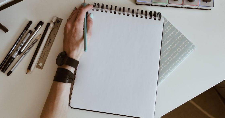 專家證實書寫能增加自信,立刻開始你的書寫計畫吧!