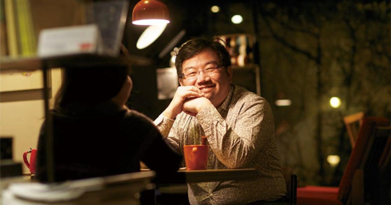 王浩威談關係:與你同居,終結了我的逃家生活