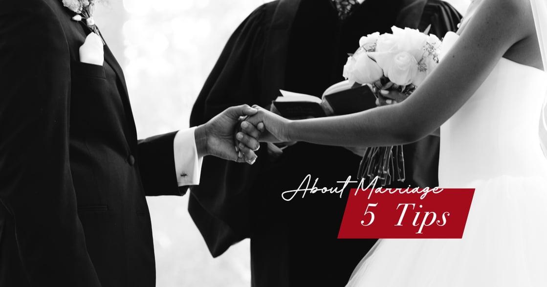 【如果你想】給想婚的你五個提點:愛一個人,是讓彼此自在呼吸