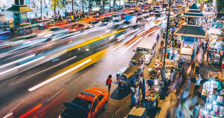 一個人的泰國自助旅行:小心嘟嘟車、地圖不離身,遊泰國必知守則