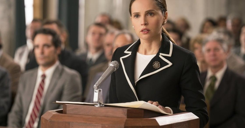 《法律女王》:法律無法一視同仁,何來性別平權?