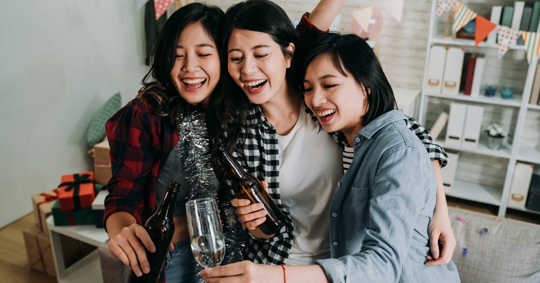在你身邊不需獨立:真正的好朋友,能夠接受情感垃圾