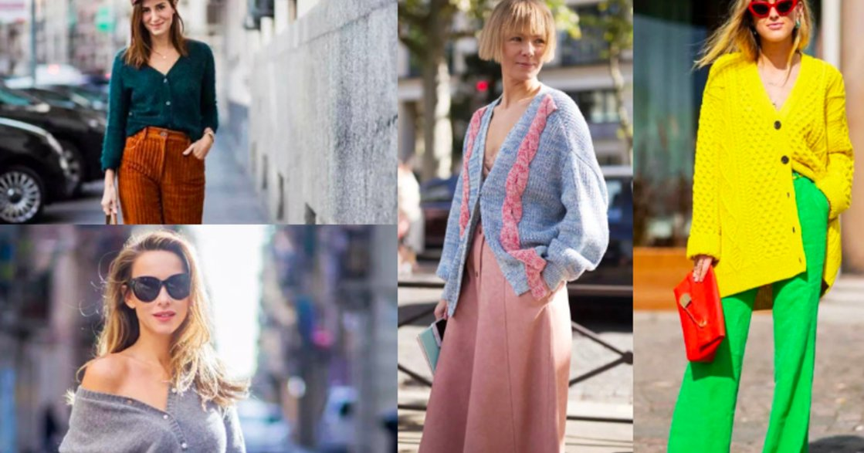 冬日穿搭術:善用 V 領毛衣,層次穿搭不失時尚