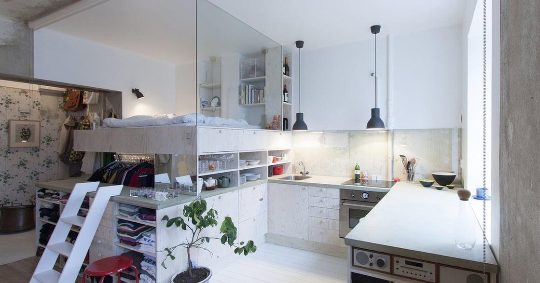 【如果你想】小小的家,容納更多生活:小坪數該如何打造收納空間?