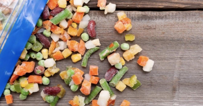 就是討厭三色豆?冷凍蔬菜比你想得更營養