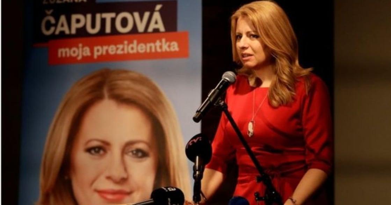 挺同婚、挺移民!斯洛伐克首任女總統:「用仇恨恐懼打選戰,極具毀滅性。」