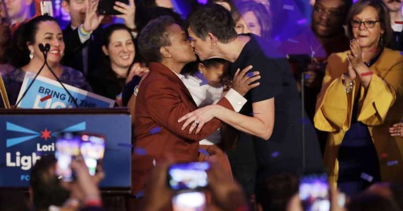 芝加哥首位非裔女同志市長:你的膚色無所謂,你愛誰也不要緊
