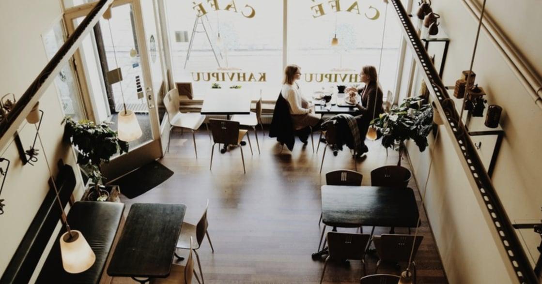 挑選契合的咖啡店,就像談場戀愛