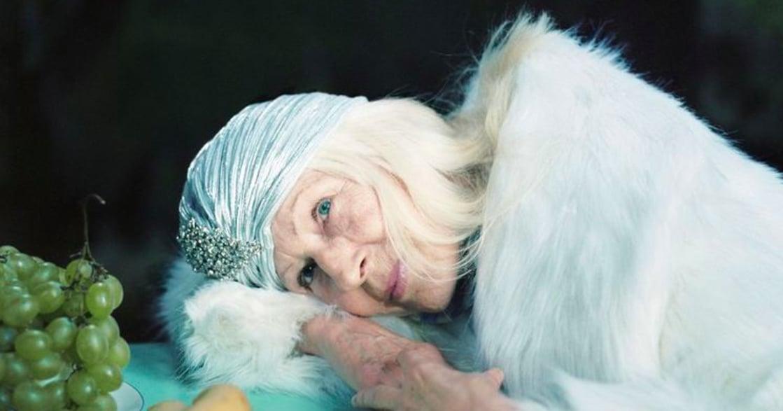 銀髮奶奶攝影集!人生下半場,我還是要美麗