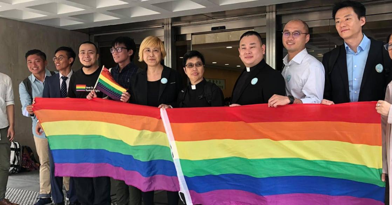香港跨性別女同志:變性與結婚,我只能二選一
