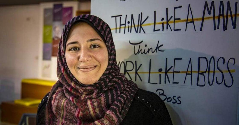 戰爭下的希望火苗:加薩婦女首創阿拉伯世界的育兒 App