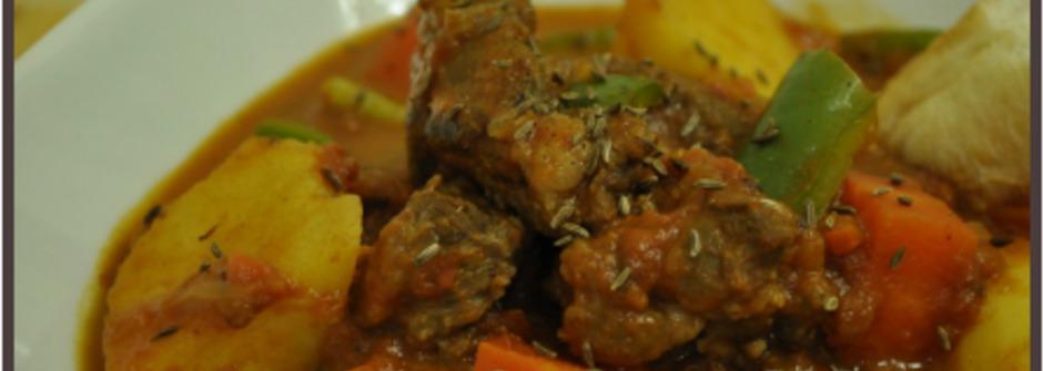 美味料理食譜:匈牙利燉牛肉