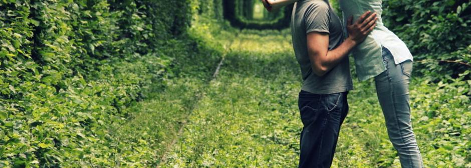 烏克蘭 遺落人間的浪漫隧道仙境