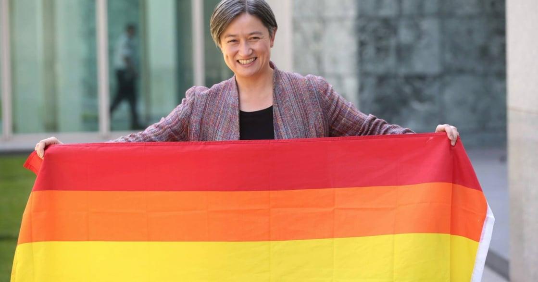 性平大躍進!澳洲可能出現下個華裔女同志外交部長