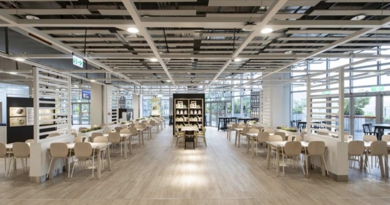 首家 Café 、超美落地窗餐廳!IKEA 新店店 7 大亮點