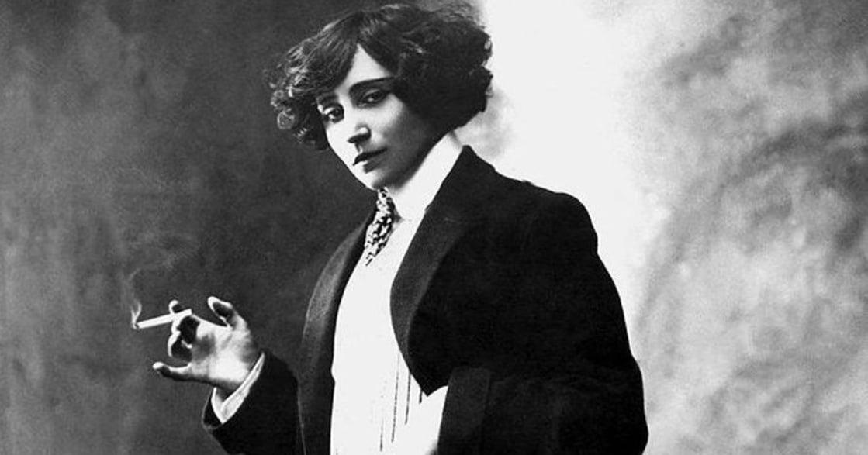 法國女性主義作家 Colette:別為小事委屈自己腦袋