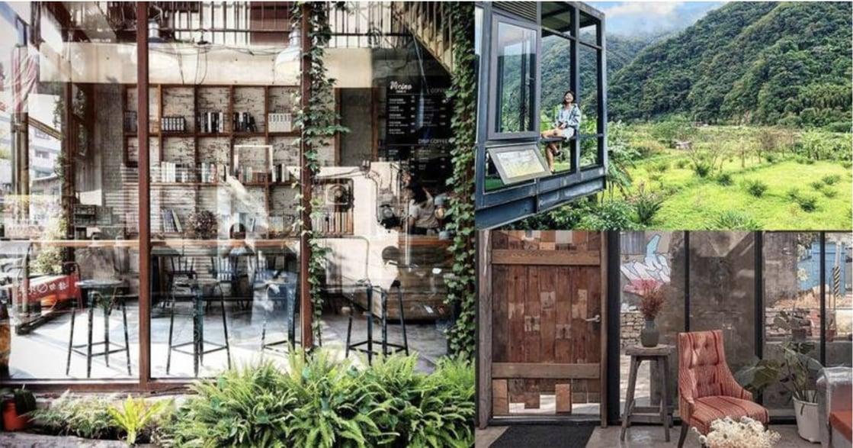短暫逃離都市的綠洲!台灣五間森林系咖啡館