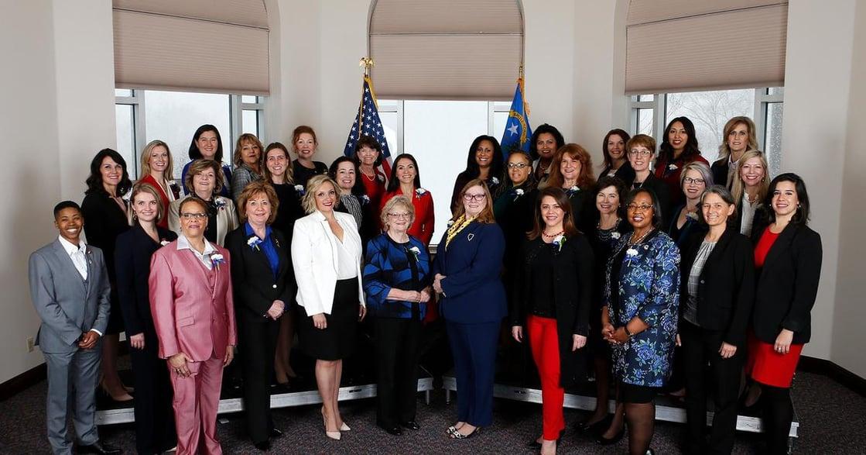 「女力新秩序」內華達州迎接第一個女性過半州議會