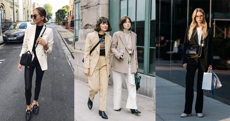 新人穿搭如何結合個人風格?襯衫西裝多種搭配法