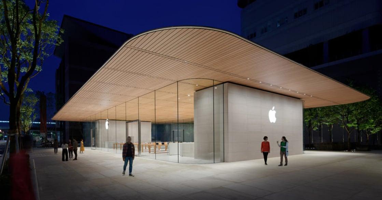 台灣首間 Apple 旗艦店!蘋果信義 A13 亮點整理