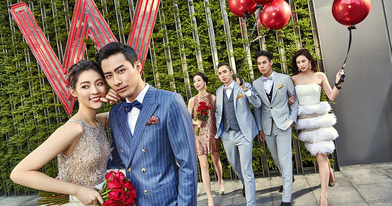 想來場不一樣的婚禮?W 飯店推出單日婚禮派對體驗!