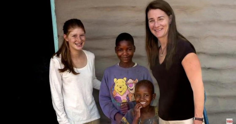 梅琳達蓋茲:讓孩子懂自己被愛,不是因為乖,而是因為在這個家
