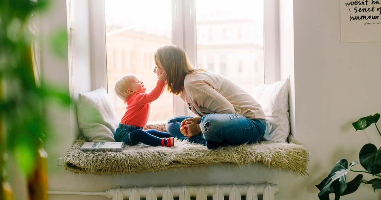 給新手爸媽:可以的話,好好享受寶寶出生的前兩年
