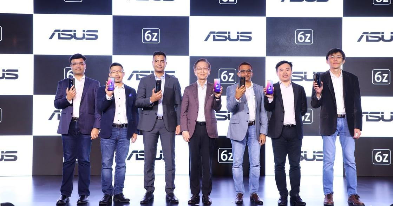 前進印度市場!華碩攜手Flipkart發表ASUS 6Z智慧型手機