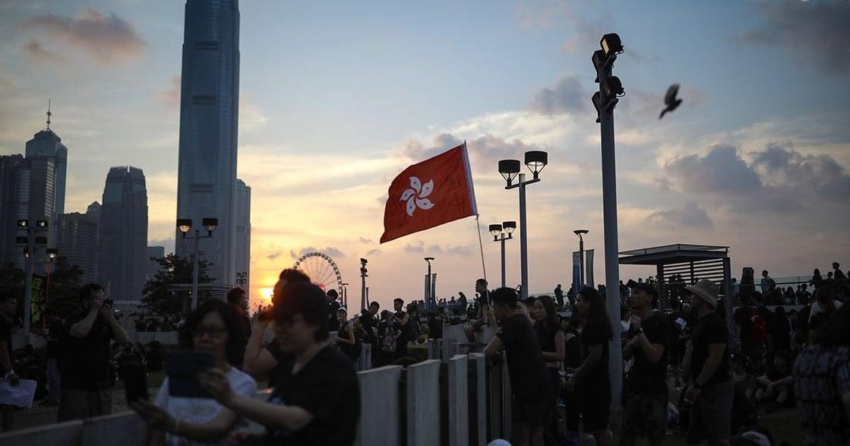 這天,200 萬人為了香港站上街頭:反送中遊行攝影集