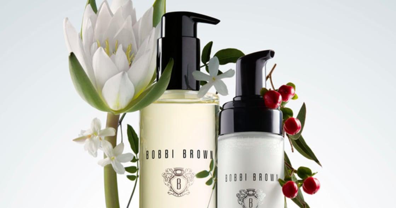 BOBBI BROWN 卸妝新品上市!添加多種奢華精萃成分