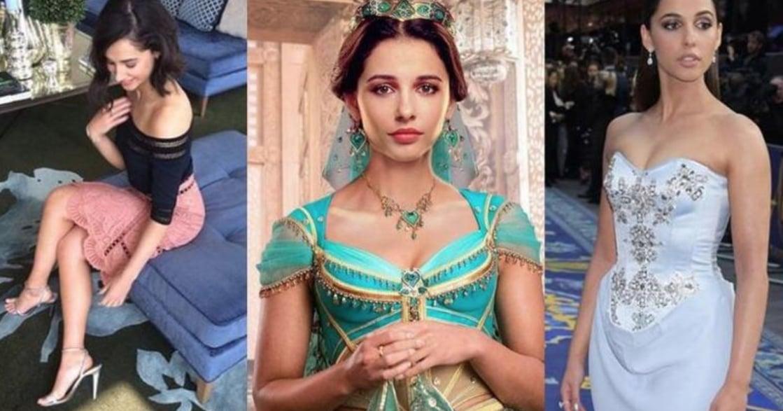 《阿拉丁》裡的女性覺醒:公主不再需要是誰的皇后