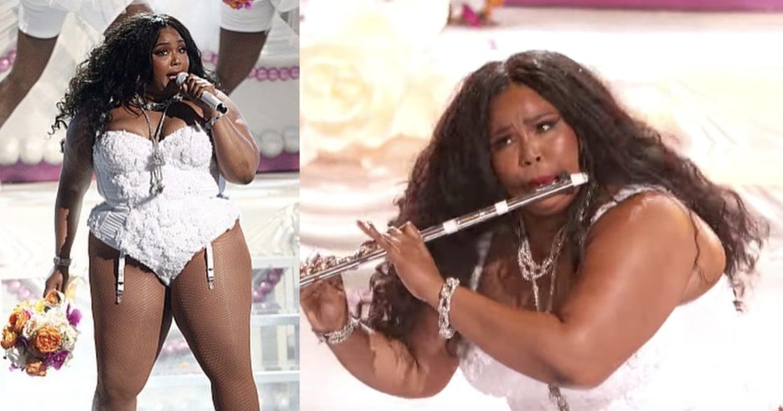 蕾哈娜都為她起身鼓掌!嘻哈歌手 Lizzo:我身體佔據的空間,是為了讓女孩被看見