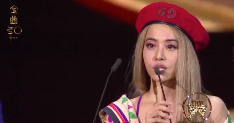 奪下 2019 金曲年度專輯!蔡依林:身為一個女性,當你有聲音時,一定要大膽的說