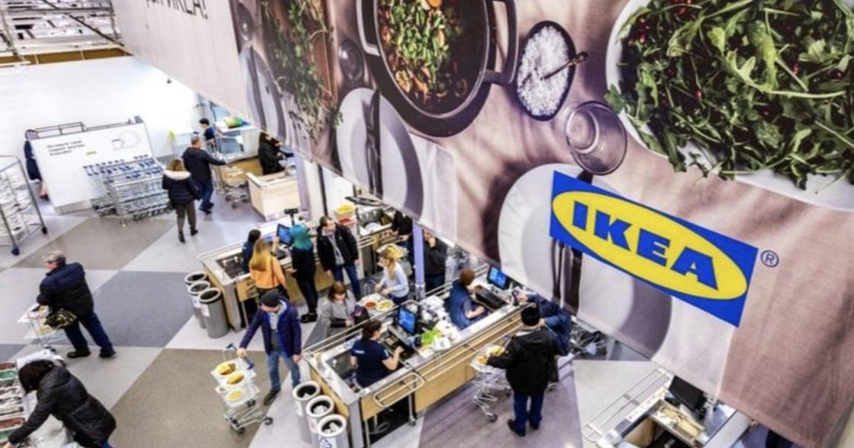 把肉丸子送到家!IKEA 巴黎實驗外送美食服務